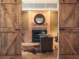 Rustic Barn Doors By Tennessee
