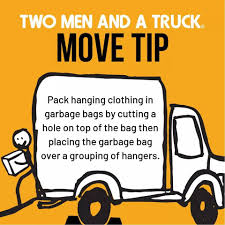 100 Packing A Moving Truck Movetip Moving Moverswhocare Packing Two Men And