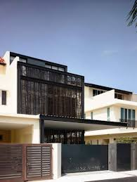 100 Hyla Architects SemiDetached Dwelling House With Attic By HYLA