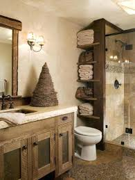 Beautiful Cabin Bathroom Decor For Vintage Rustic Ideas 87 Themed Accessories
