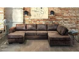 canapé angle 8 places canape angle cuir marron canapac gauche panoramique 8 places en