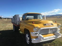 100 Ton Truck 1957 GMC 112 With Dump Bed Gmc Pinterest S