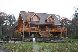 Log & Vacation Homes Advantage Modular