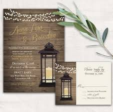 Uncategorized 35 Rustic Winter Wedding Invitations