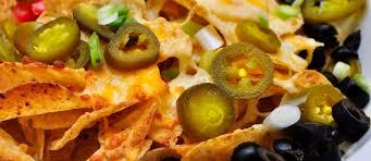 cuisine mexicaine recettes de nachos et de cuisine mexicaine