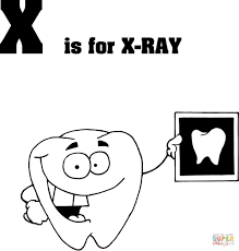 Letter X Is For Ray