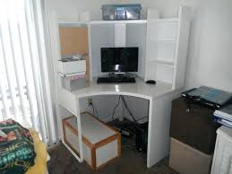 ikea borgsjo corner desk computer white startling ikea corner desk ideas the best on home office and hack