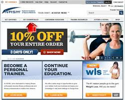 NASM Certification Discount | Coupon Code