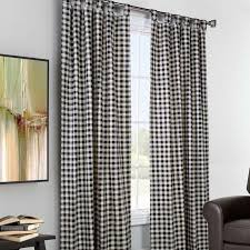 Grommet Insulated Curtain Liners by Plow U0026 Hearth Thermalogic Energy Efficient Insulated Plaid
