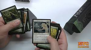 mtg m13 event deck repeat performance unboxing first review
