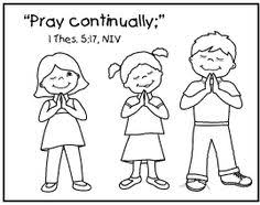 Prayer Coloring Pages 20 God Hears And Answers