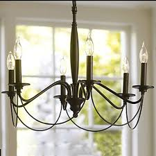 Max 60W Traditional Classic Electroplated Chandeliers Living Room Bedroom Dining Study