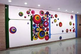 The Various Unique Wall Paint Ideas As Simple DIY Decor To Make Your Room Stunning