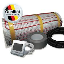 Warm Tiles Easy Heat Instructions by Electric Underfloor Heating Kit Systems