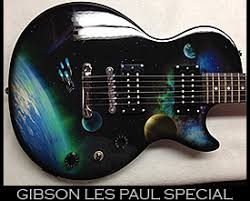 Wild Gibson Les Paul Special