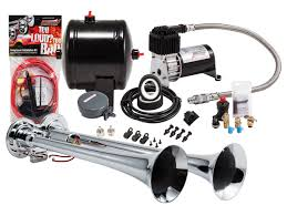 Truck Train Horn Kit Where To Get Big Rig Horns Diesel Forum Thedieselstopcom 150db Dual Trumpet Air Horn Compressor Kit For Van Train Car Truck Diagram Of Parts An Adjustable And Nonadjustable 12v Boat 117 Horn 12 24 Volt 2 Trumpet Air Loudest Kleinn 142db Kleinn Hk8 Triple Accsories Pinterest Horns Trucks Canada Best Resource Spare Tire Delete Bracket Hornblasters Blasters Outlaw 127v Black Sk Customs 12v Super Loud Mega Tank Truckin Magazine 8milelake 150db Ki