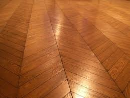 Herringbone Hardwood Floor Chic Wood Flooring Chevron Parquet Installing
