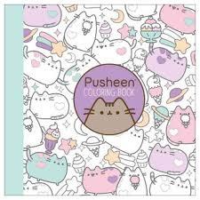 Target Pusheen Coloring Book