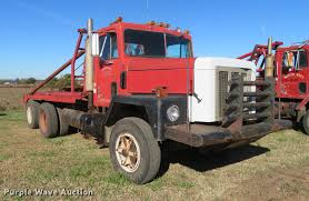 100 What Is A Tandem Truck 1976 International Paystar 5000 Oilfield Rig Up Tandem Truck