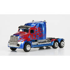 DieCast Model 9cm Truck OPTIMUS PRIME From TRANSFORMERS Jada ...