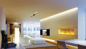 living room lighting ideas with led lighting and recessed lighting