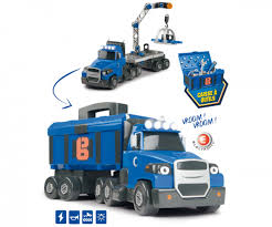 BOB TWO TONS TRUCK ELEC - Role Play - Products - Www.smoby.com