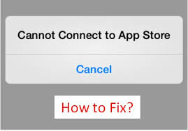 3 Ways to Fix Cannot Connect to App Store on iPhone iPad [How To]