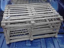 Decorative Lobster Traps Large by Vintage Lobster Traps Collection On Ebay
