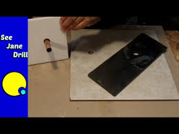 Drilling Small Holes In Porcelain Tile by Search Result Youtube Video Tile Drills