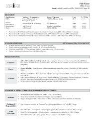 Mba Marketing Fresher Resume Sample Job For Freshers 1