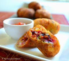 modern cuisine recipes vegetarian croquette from modern odia cuisine odia cuisine