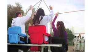 Picnic Time Reclining Camp Chair by Picnic Time Ventura Seat Portable Recliner Chair Youtube