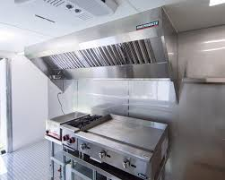 100 Truck Hoods 6 Food And Concession Trailer Hood System With Exhaust Fan
