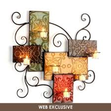 Monterrey Candle Holder Living Room Wall DecorLiving