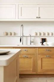 a classic kitchen in woods and white subway tile pilar