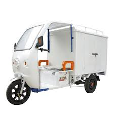 Farm Use Mini Truck/cargo Electric Tricycle/family Use Vehicle With ...