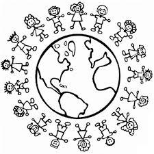 Kids Around The World Crafts