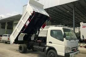 Fuso Mitsubishi 150hp 6 Wheel Dump Truck Reduced | Commercial Trucks ...