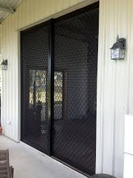 Patio White Sliding Door Security Bar by Best 25 Security Screen Ideas On Pinterest Security Screen