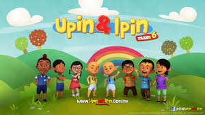 Download Upin Draw Ipin Coloring APK For PC