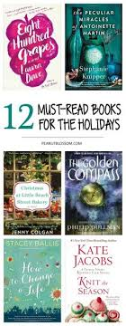 12 Festive Books For Book Club That Will Make You Say The Christmas To Do List Can Wait