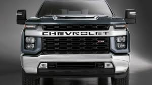 100 Chey Trucks 2020 Chevy Silverado HD Is 910 Poundfeet Of Ugly Roadshow