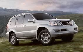 Used 2009 Lexus GX 470 SUV Pricing For Sale
