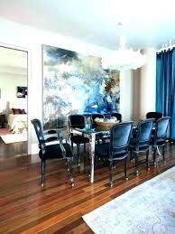 Navy Blue And White Dining Room Set Chairs Elegant