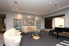 awesome recessed light for chic and catchy living room recessed