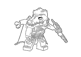 Pin Lego Chima Coloring Pages Cragger Zpsb Daf Jpg Cake Picture
