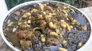 de cuisine tunisienne cuisine tunisienne tajine vert la pkaila plats cuisine vins