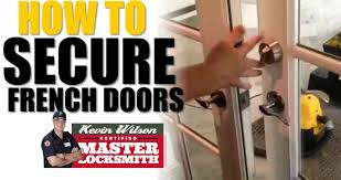 Outswinging French Patio Doors by How To Secure Out Swinging French Doors Atlanta Locksmith Kevin