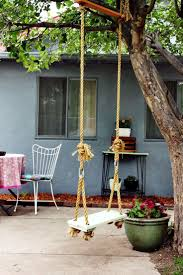 Best 25+ Tree Swings Ideas On Pinterest | Kids Swing, Tires On ... Outdoor Play With Wooden Climbing Frames Forts Swings For Trees In Backyard Backyard Swings For Great Times Chads Workshop Swing Between 2 27 Stunning Pallet Fniture Ideas Youll Love Beautiful Courtyard Garden Swing Love The Circular Stone Landscaping Playful Kids Tree Garden Best 25 Small Sets Ideas On Pinterest Outdoor Luxury Trees In Architecturenice Round Shaped And Yellow Color Used One Rope Haing On Make A Fun Ground Sprinkler Out Of Pvc Pipes A Creative Summer