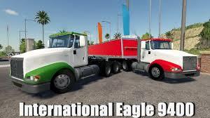 100 Truck Toyz International Eagle 9400 V10 By Misfit Lab For FS19 S FS 19
